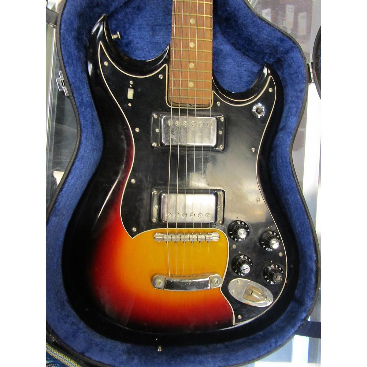 Hagstrom 1970s II Solid Body Electric Guitar