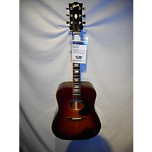 Gibson 1970s J160E Acoustic Electric Guitar
