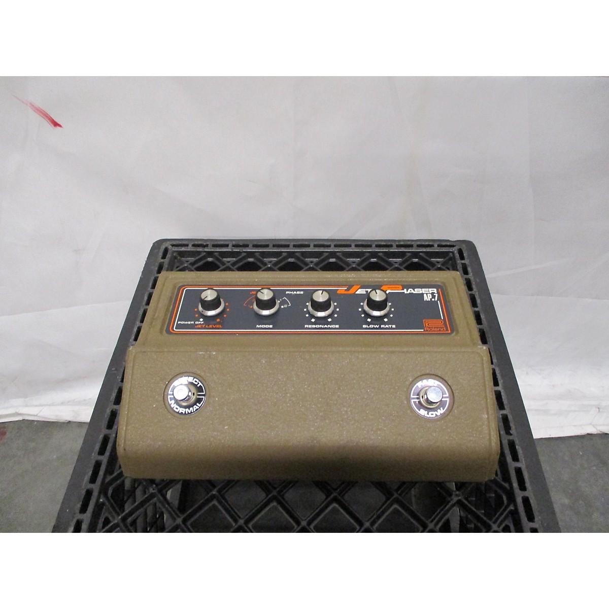 Roland 1970s Jet Phaser AP.7 Effect Pedal