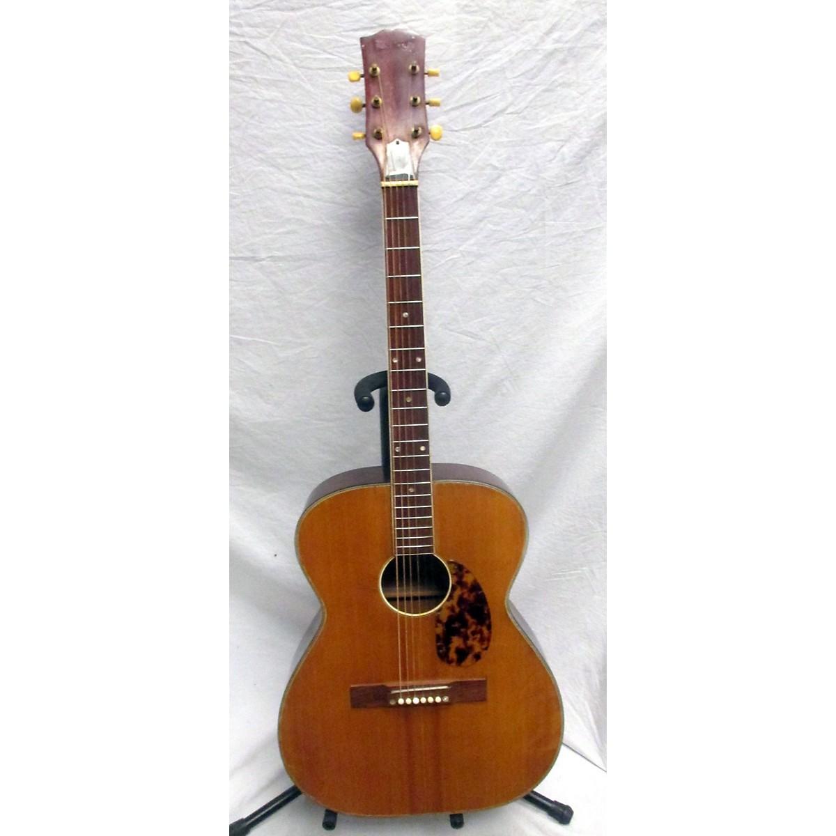 Vega 1970s Jumbo Acoustic Acoustic Guitar