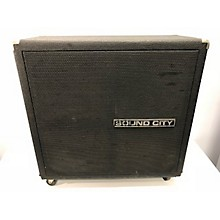 Sound City 1970s L-410 Guitar Cabinet