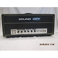 Sound City 1970s L100W MK3 Tube Guitar Amp Head