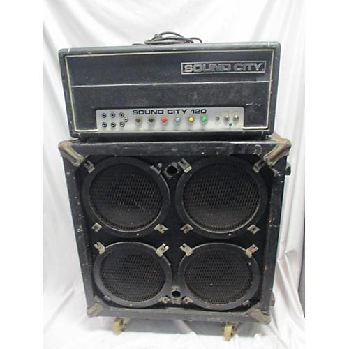 Sound City 1970s L120 Tube Guitar Combo Amp