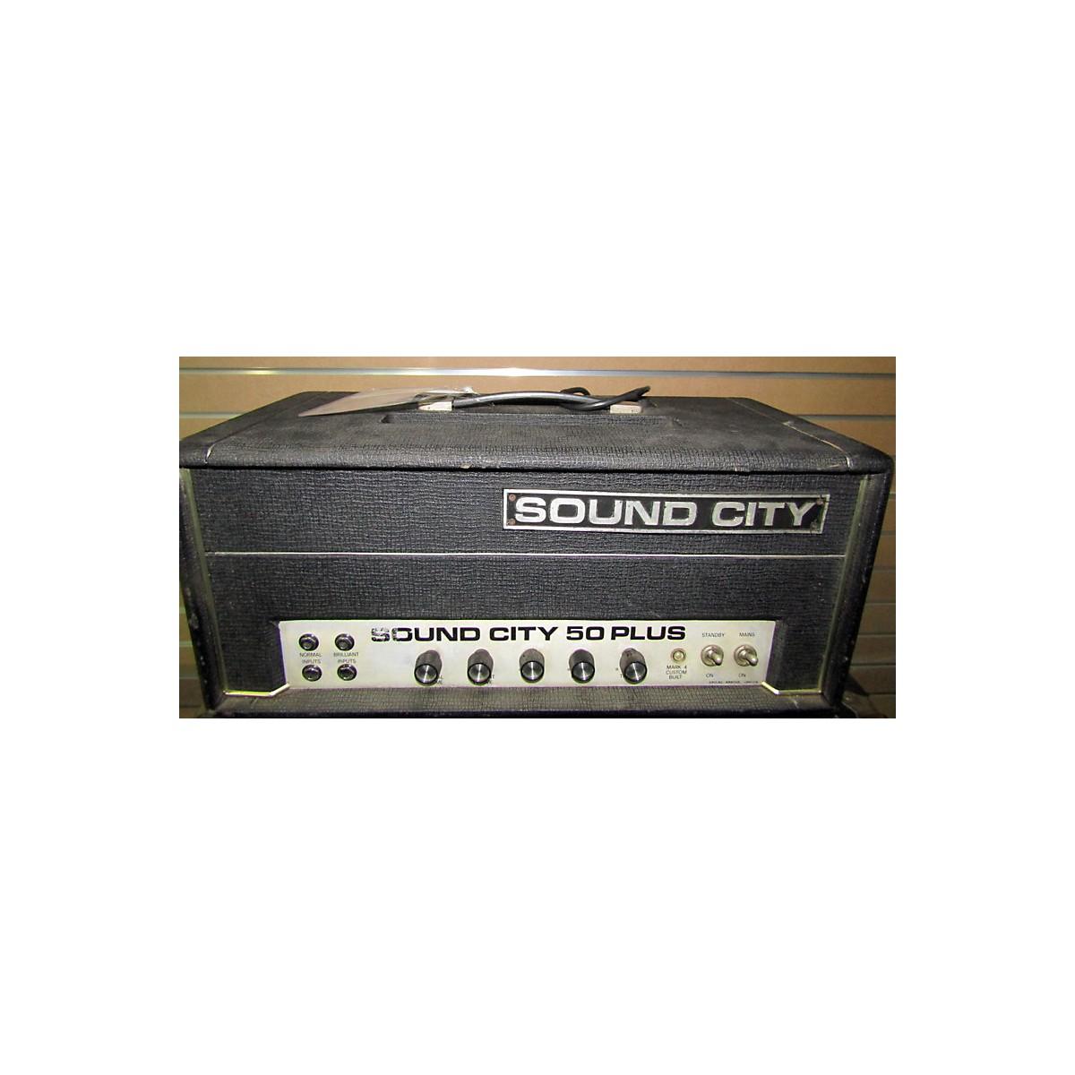 Sound City 1970s L50 Tube Guitar Combo Amp