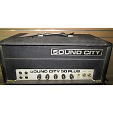 Sound City 1970s L50 Tube Guitar Combo Amp