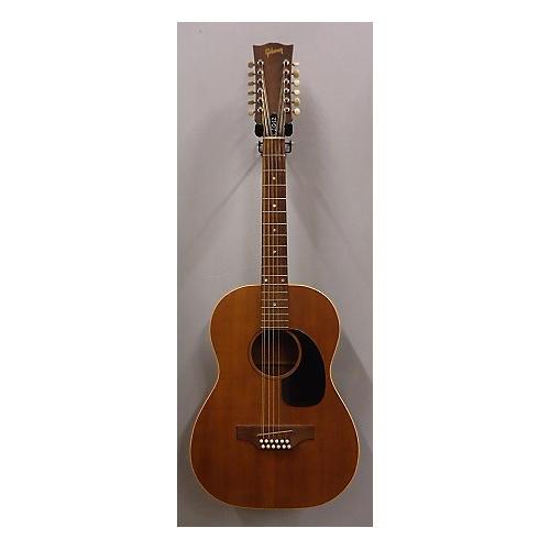 vintage gibson 1970s lg12 12 string acoustic guitar natural guitar center. Black Bedroom Furniture Sets. Home Design Ideas
