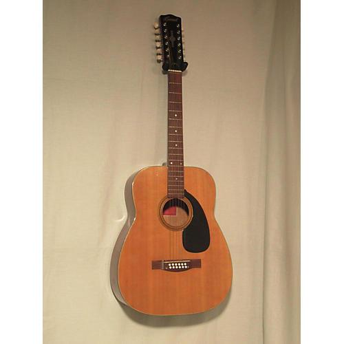 Conrad 1970s MIJ 12 String Acoustic Guitar