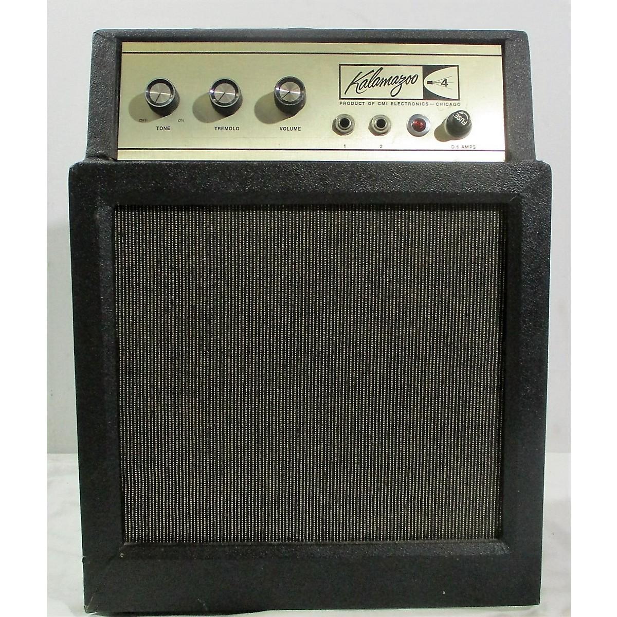 Kalamazoo 1970s MODEL 4 Guitar Combo Amp