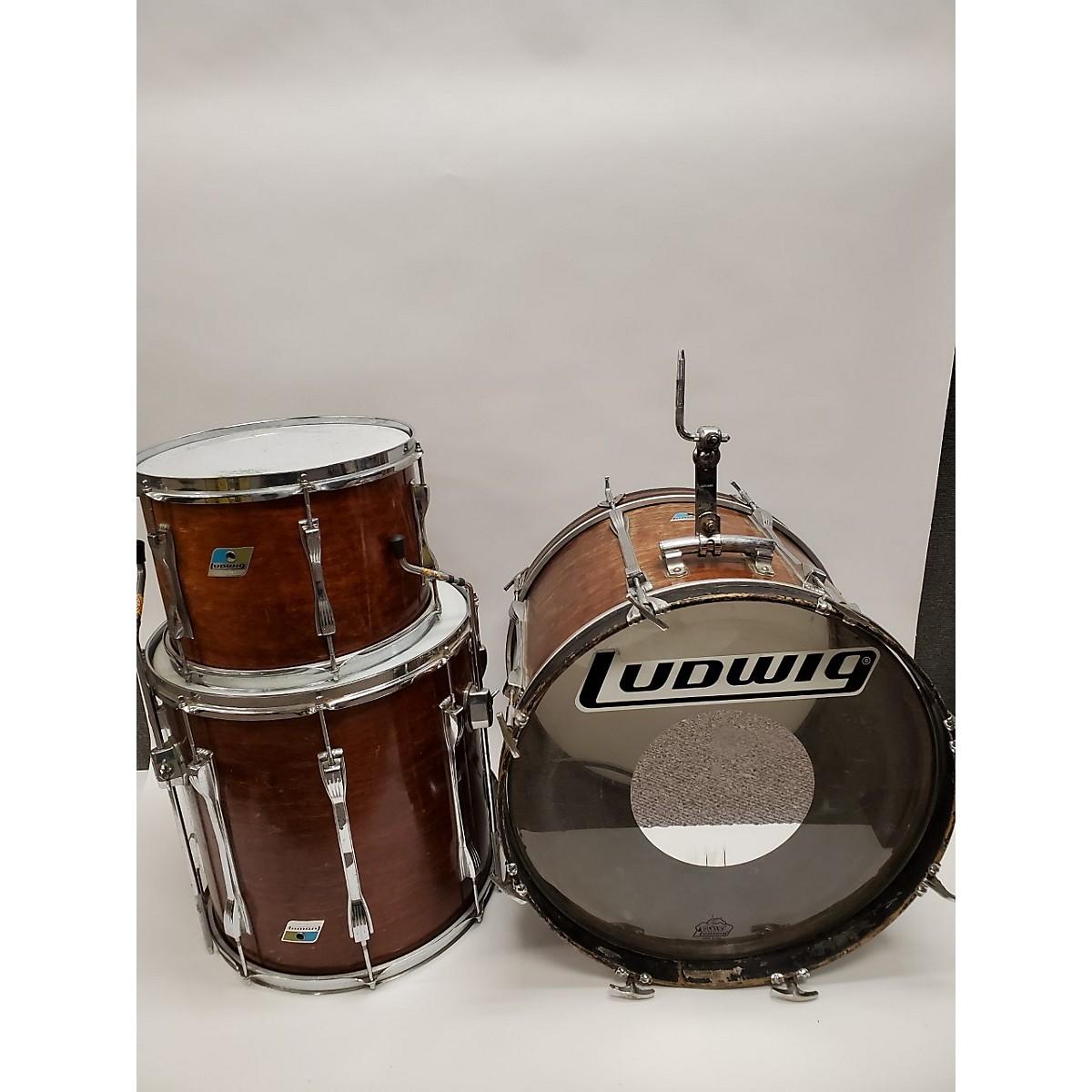 Ludwig 1970s Mach 5 Drum Kit