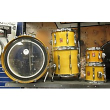 Premier 1970s Made In England Birch Drum Kit