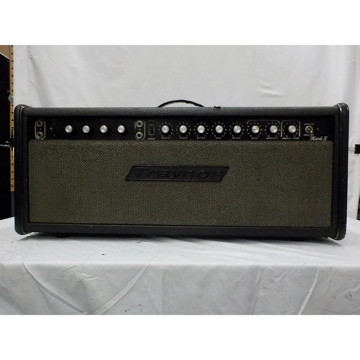 Traynor 1970s Mark 3 Tube Guitar Amp Head
