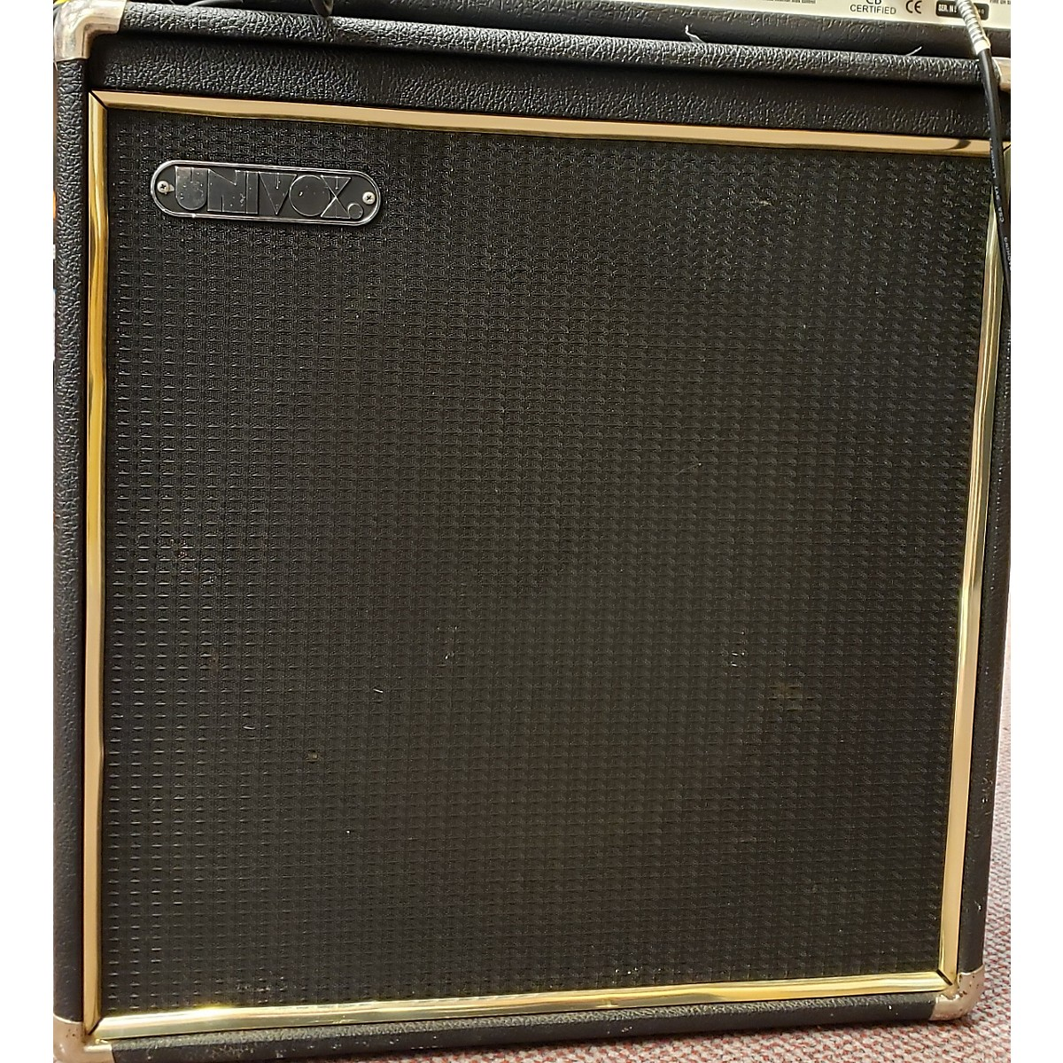Univox 1970s Model U4100 Bass Combo Amp