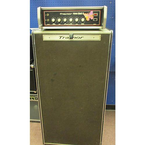 Traynor 1970s Mono Block W/ YC-188 Cab Bass Amp Head
