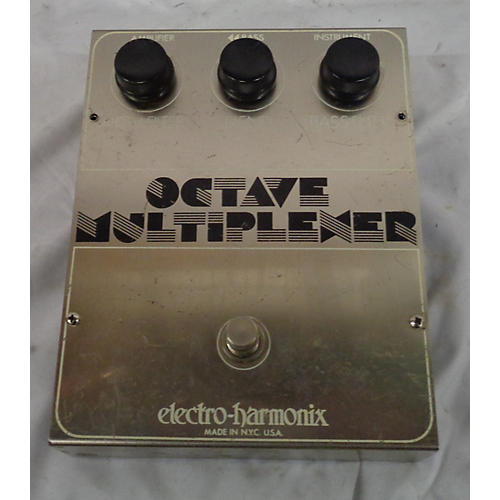 Electro-Harmonix 1970s Octave Multiplexer Effect Pedal