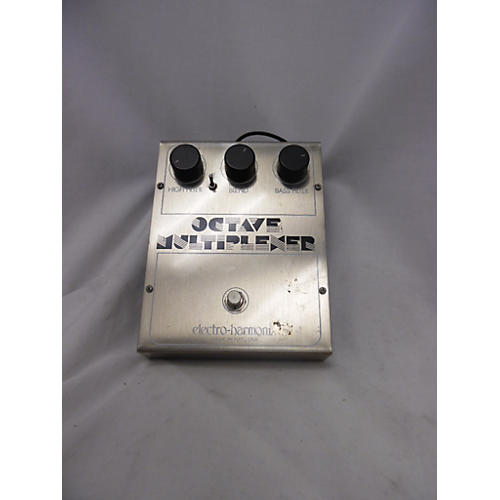 Electro-Voice 1970s Octave Multiplexer Effect Pedal