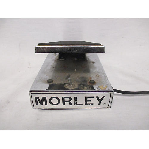 Morley 1970s PWOV Power Wah Volume Effect Pedal
