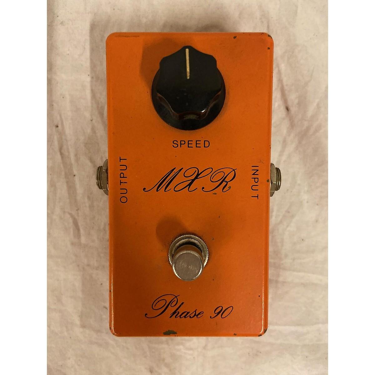 MXR 1970s Phase 90 Script Effect Pedal