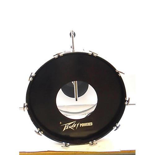 Ludwig 1970s Quadraplus Kit Clear Vistalite Drum Kit