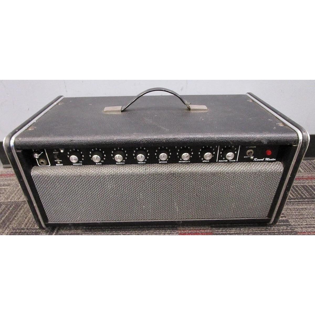 Traynor 1970s Reverb Master Head Tube Guitar Amp Head
