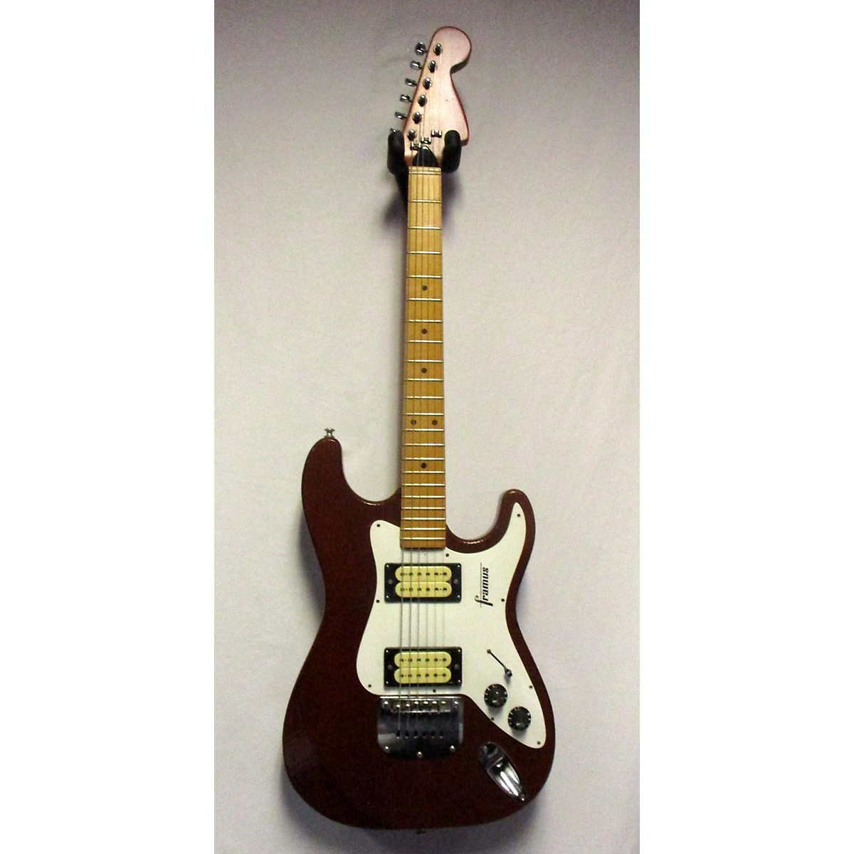 Framus 1970s S Style Guitar Solid Body Electric Guitar