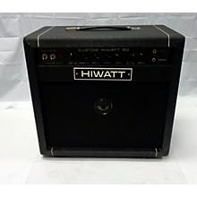 Hiwatt 1970s SA112 Custom 50 Tube Guitar Combo Amp