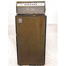 Ampeg 1970s SVT And 8x10 Cabinet Tube Bass Combo Amp