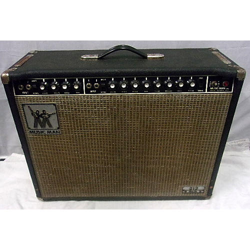 Ernie Ball Music Man 1970s Sixty Five 210 Tube Guitar Combo Amp