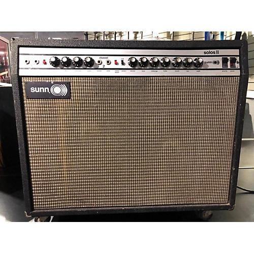 Sunn 1970s Solos II Guitar Combo Amp