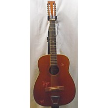 HARMONY 1970s Sovereign H1270 12 String Acoustic Guitar