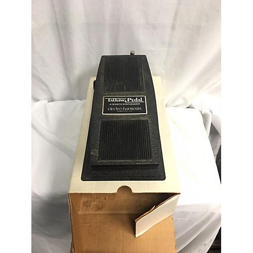 Electro-Harmonix 1970s Talking Pedal Wah/Fuzz Effect Pedal