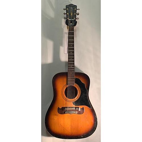 Framus 1970s Texan Acoustic Guitar