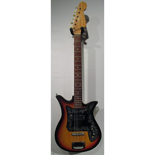 Teisco 1970s Tulip E-110 Solid Body Electric Guitar