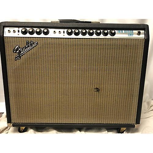 vintage fender 1970s twin reverb 2x12 tube guitar combo amp guitar center. Black Bedroom Furniture Sets. Home Design Ideas