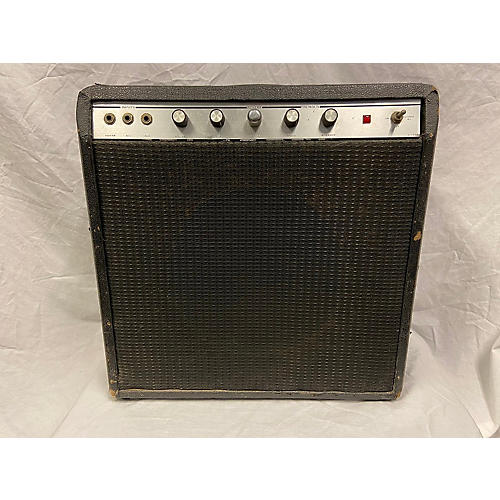 Univox 1970s U-155R Tube Guitar Combo Amp