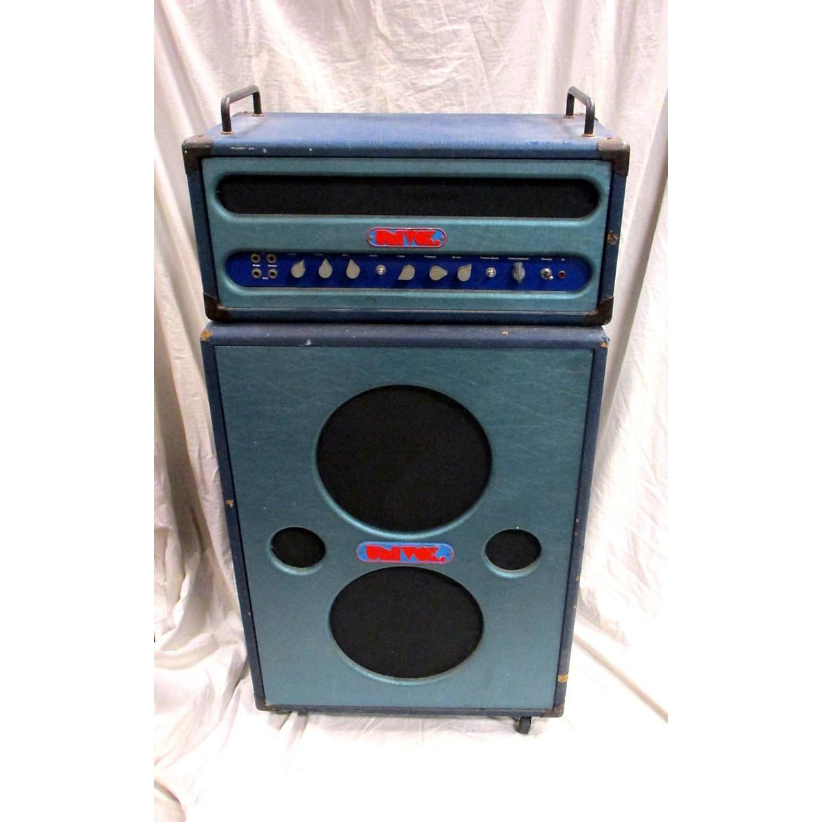 Univox 1970s U1226 Head And Cabinet Tube Guitar Combo Amp