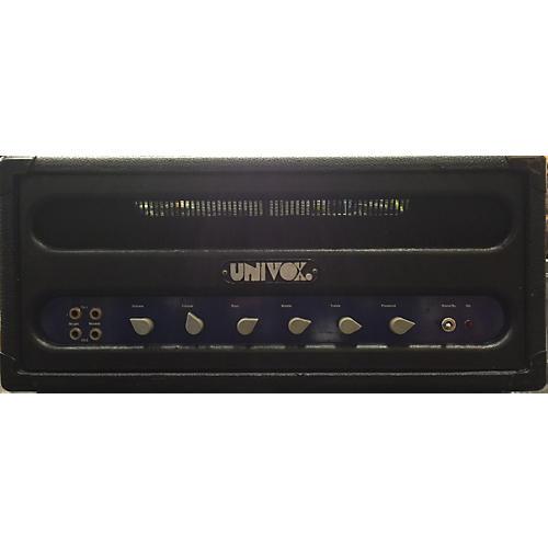 Univox 1970s U1246 Tube Bass Amp Head
