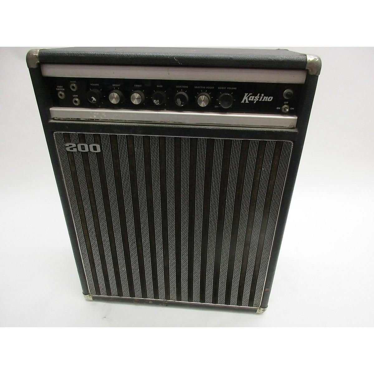 Kasino 1970s U200 Bass Combo Amp