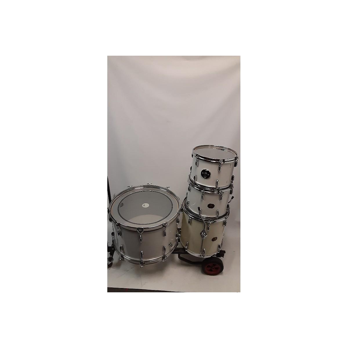 Gretsch Drums 1970s USA 4 Piece Drum Kit