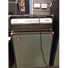 Ampeg 1970s V-4 Head With Cab Tube Guitar Combo Amp