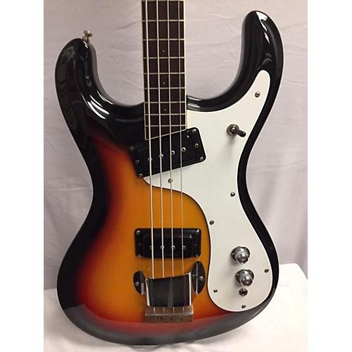 Mosrite 1970s V-II Electric Bass Guitar