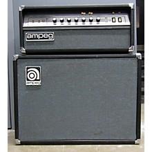 Ampeg 1970s V2 And V22 Cab Tube Bass Amp Head
