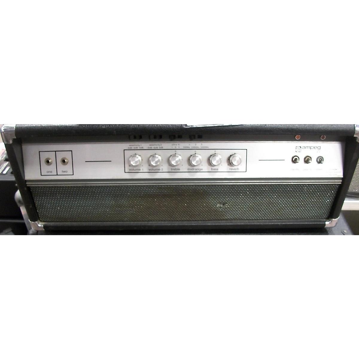 Ampeg 1970s V4 Solid State Guitar Amp Head