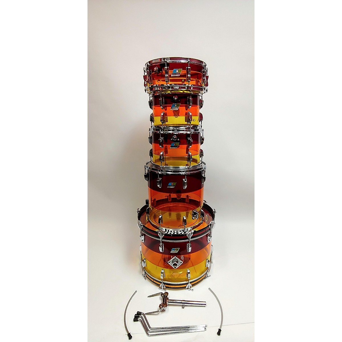 Ludwig 1970s Vista Kit W/ Snare