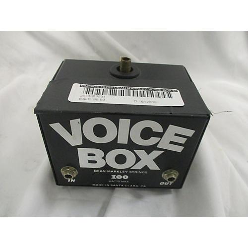 Dean Markley 1970s Voice Box Effect Pedal