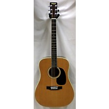 Aria 1970s W200 Acoustic Guitar