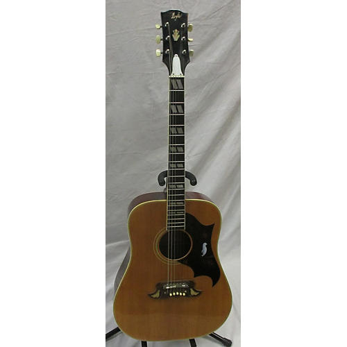 Lyle 1970s W415 Acoustic Guitar