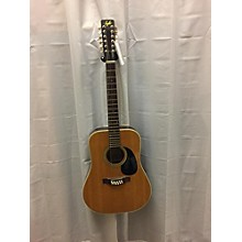 Lyle 1970s W420-12 12 String Acoustic Guitar