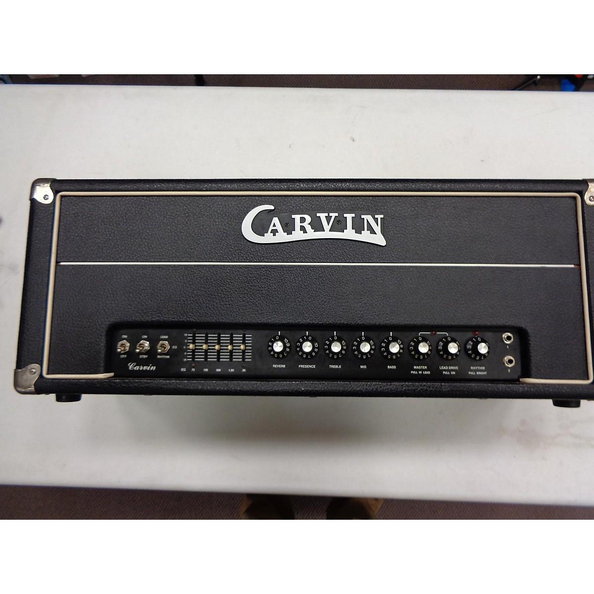 Carvin 1970s X-100B Tube Guitar Amp Head