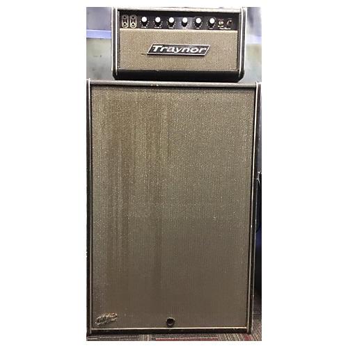 Traynor 1970s YBA-1 BASSMASTER HEAD W/ CAB Tube Bass Amp Head