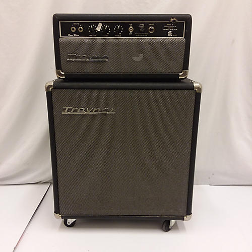 Traynor 1970s YBA-2 Head W/ YS-15 Cab Tube Bass Amp Head